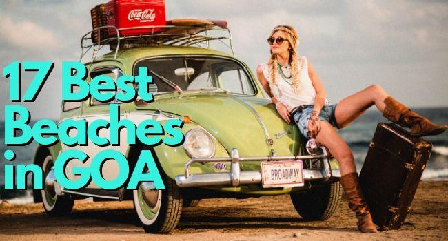 17 Best Beaches in GOA
